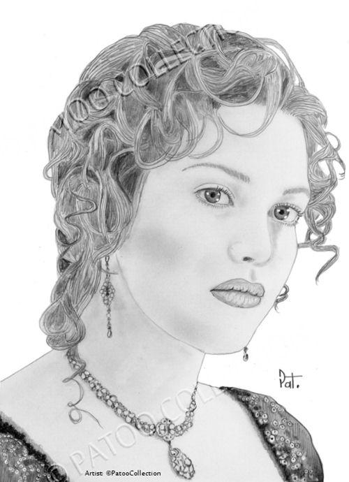 Kate Winslet by dedrika